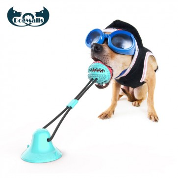 suction cup dog toy, suction dog toy, dog molar bite toy, suction cup dog chew toy, suction cup pull toy for dogs, floor suction dog toy