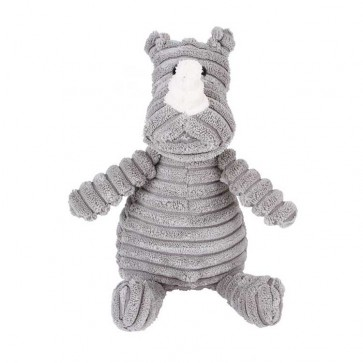 squeaky hippo dog toy
