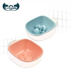dog cage water feeder, non spill water bowl for dog crate, food and water bowl for dog crate, dog bowls that attach to crate, spill proof water bowl for crate, water feeder for dog crate