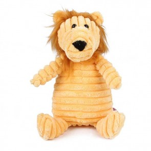 plush lion dog toys with squeakers