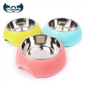 removable stainless steel dog bowls, stainless steel dog bowls wholesale
