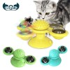 Portable Windmill Turntable Interactive Cat Toys